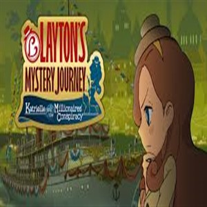 LAYTOS MYSTERY JOURNEY Katrielle and the Millionaires Conspiracy