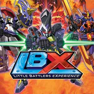 LBX Little Battlers Experiences