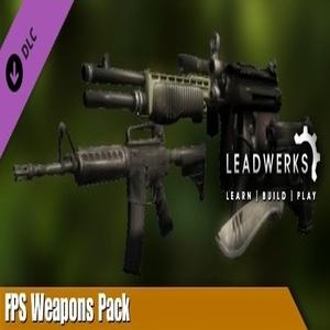 Leadwerks Game Engine FPS Weapons Pack