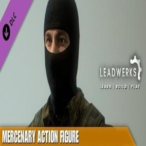 Leadwerks Game Engine Mercenary Action Figure