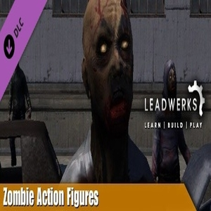 Leadwerks Game Engine Zombie Action Figures