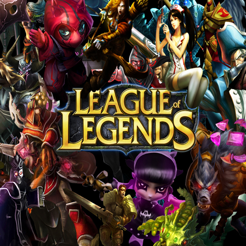 League Of Legends 10 USD Riot Points