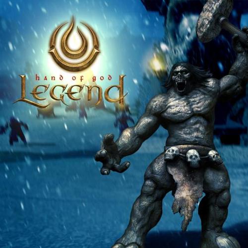Legend Hand Of God