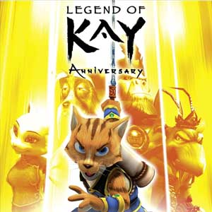 Buy Legend of Kay Anniversary PS4 Game Code Compare Prices