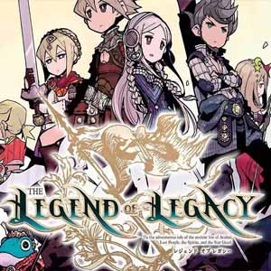 Buy Legend of Legacy Nintendo 3DS Download Code Compare Prices