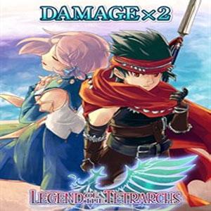 Legend of the Tetrarchs Damage x2