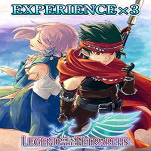 Legend of the Tetrarchs Experience x3
