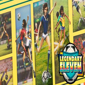 Legendary Eleven Epic Football