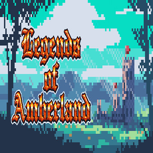 Legends of Amberland The Forgotten Crown
