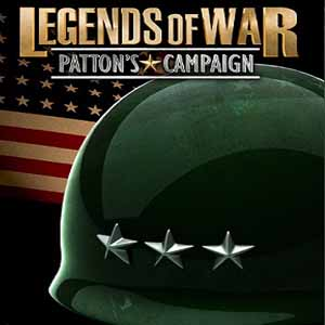 Buy Legends of War Pattons Campaign Xbox 360 Code Compare Prices