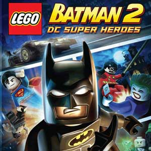 Buy Lego Batman 2 DC Super Heroes Xbox 360 Code Compare Prices