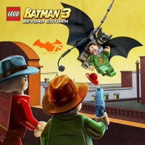 LEGO Batman 3 Beyond Gotham 75th Anniversary Pack