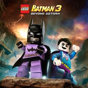 LEGO Batman 3 Beyond Gotham Bizarro World Pack