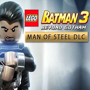 LEGO Batman 3 Beyond Gotham Man of Steel