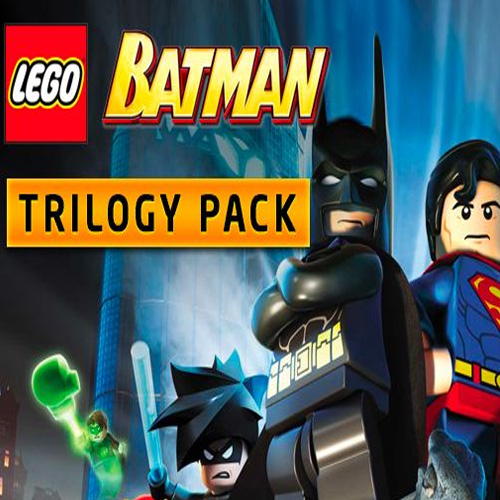 Buy LEGO Batman Trilogy CD Key Compare Prices