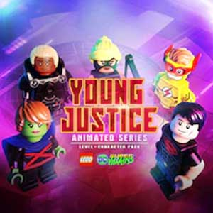 LEGO DC Super-Villains Young Justice Level Pack