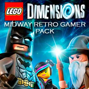 Buy LEGO Dimensions Midway Retro Gamer Pack CD Key Compare Prices