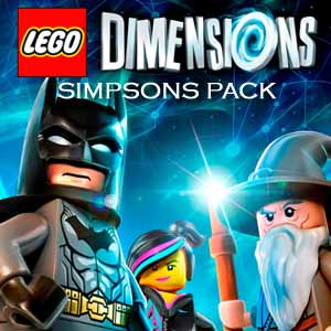 Buy LEGO Dimensions Simpsons Pack CD Key Compare Prices