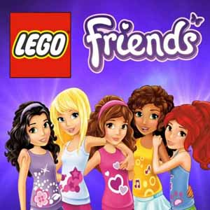 Buy Lego Friends Nintendo 3DS Download Code Compare Prices