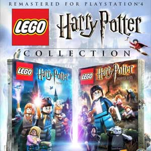Buy LEGO Harry Potter Collection PS4 Game Code Compare Prices