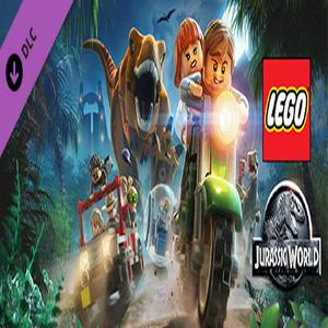 LEGO Jurassic World Jurassic Park Trilogy DLC Pack 2