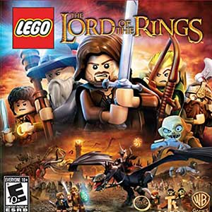 Buy Lego Lord of the Rings Nintendo 3DS Download Code Compare Prices
