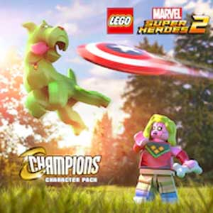 Buy LEGO MARVEL Super Heroes 2 Champions Character Pack CD Key Compare Prices