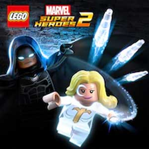LEGO MARVEL Super Heroes 2 Cloak And Dagger Character and Level Pack
