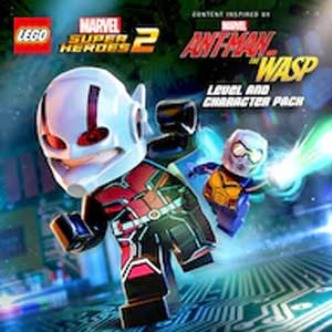 LEGO MARVEL Super Heroes 2 Marvel's Ant-Man and the Wasp Character and Level Pack