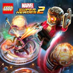 LEGO MARVEL Super Heroes 2 Marvel's Guardians of the Galaxy Vol 2 Movie Level Pack