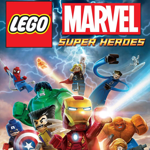 Buy Lego Marvel Super Heroes PS3 Game Code Compare Prices
