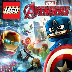 Buy LEGO Marvel's Avengers Nintendo 3DS Compare Prices