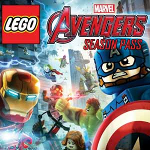 LEGO Marvels Avengers Season Pass