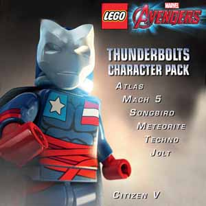 Buy LEGO Marvels Avengers Thunderbolts Character Pack CD Key Compare Prices
