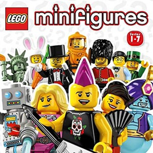 LEGO Minifigures Online Awesome Pack