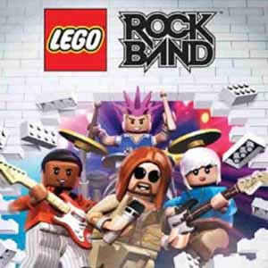 Buy LEGO Rock Band Xbox 360 Code Compare Prices