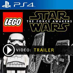 LEGO Star Wars The Force Awakens PS4 Prices Digital or Physical Edition