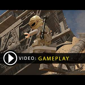 The Force Awakens Gameplay video