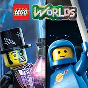 LEGO Worlds Classic Space Pack and Monsters Pack