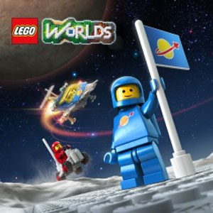 Buy LEGO Worlds Classic Space Pack Xbox One Compare Prices