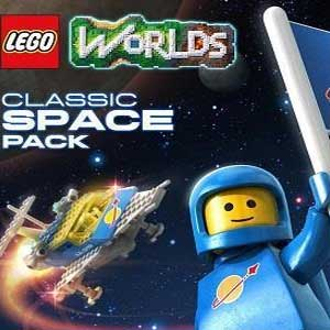 Buy LEGO Worlds Classic Space Pack CD Key Compare Prices