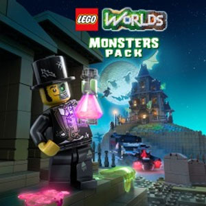 LEGO Worlds Monsters Pack