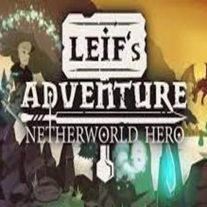 Leif's Adventure Netherworld Hero