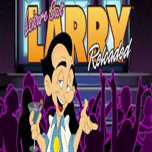 Leisure Suit Larry in the Land of the Lounge Lizards Reloaded
