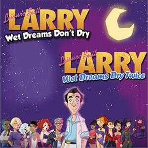 Leisure Suit Larry Wet Dreams Saga Bundle