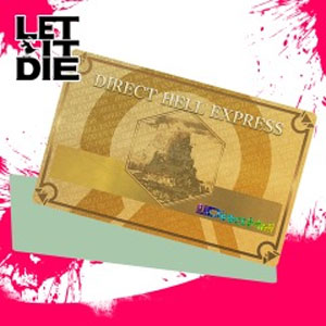 LET IT DIE Express Pass