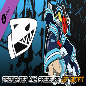 Lethal League Blaze Firefighter Max Pressure Outfit for Jet