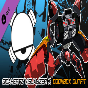Lethal League Blaze Gigahertz Visualizer X Outfit for Doombox