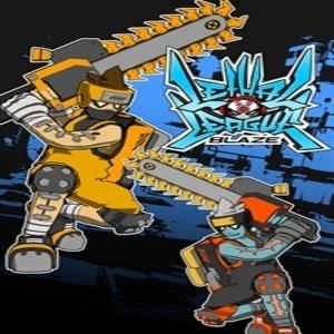 Lethal League Blaze Heavyduty R. Evolution Outfit for Raptor