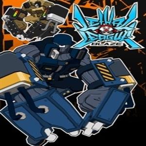 Lethal League Blaze Neopolis Devastator Outfit for Grid